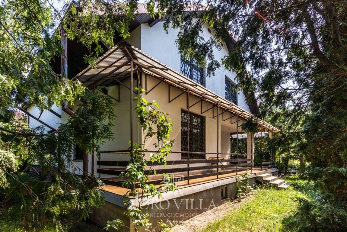 Dom na sprzedaż Warszawa, Mokotów Sadyba, Okrężna  505m2 Foto 1