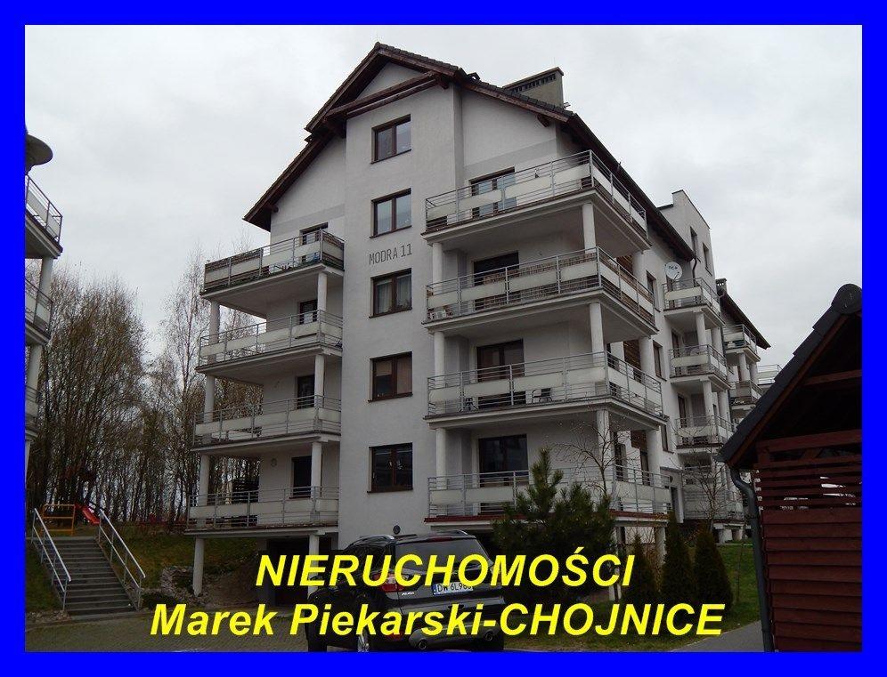 Mieszkanie dwupokojowe na sprzedaż Chojnice, Osiedle Pogodne, Modra 11  54m2 Foto 1
