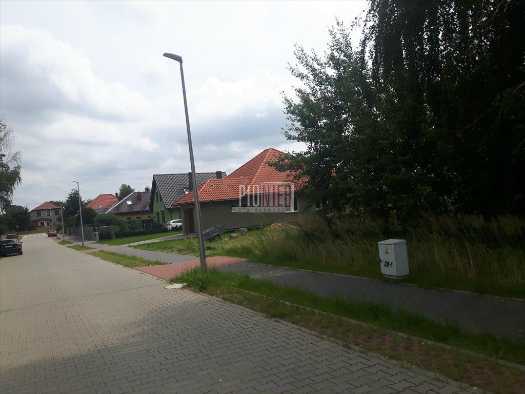 Działka budowlana na sprzedaż Przybiernów  680m2 Foto 2