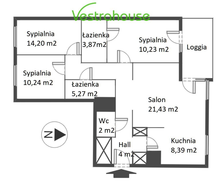 Mieszkanie czteropokojowe  na sprzedaż Warszawa, Żoliborz, Sady Żoliborskie, Zygmunta Hubnera  100m2 Foto 9
