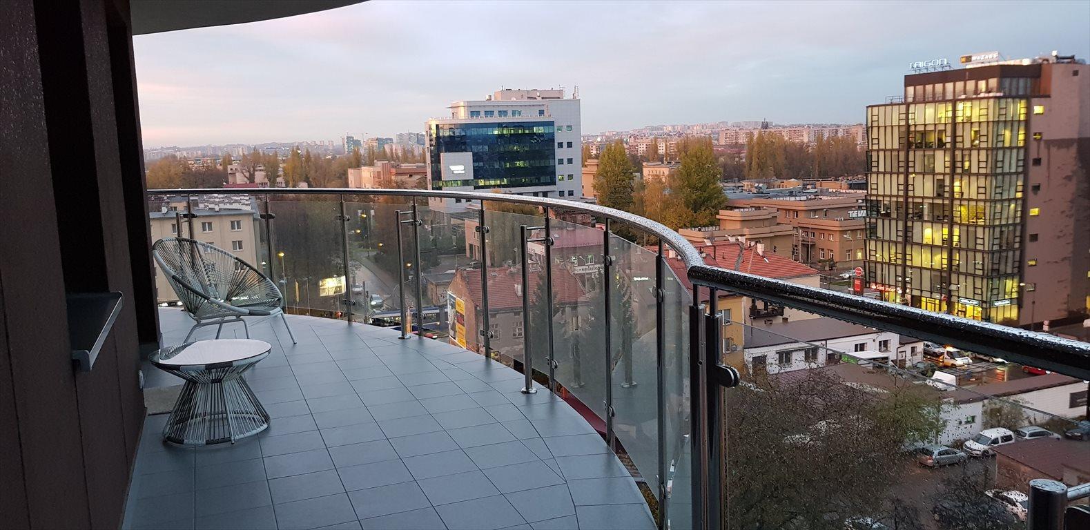 Mieszkanie dwupokojowe na wynajem Kraków, Grzegórzki, Francesco Nullo 36  46m2 Foto 1