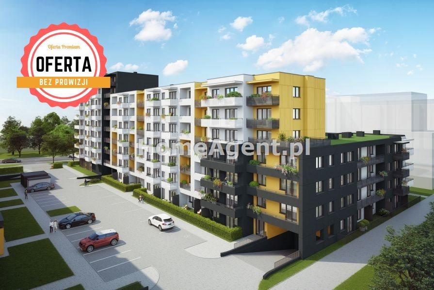Mieszkanie trzypokojowe na sprzedaż Kraków, Podgórze, Bonarka  59m2 Foto 8