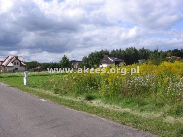 Działka budowlana na sprzedaż Łoś, Łoś, Polna  2122m2 Foto 1