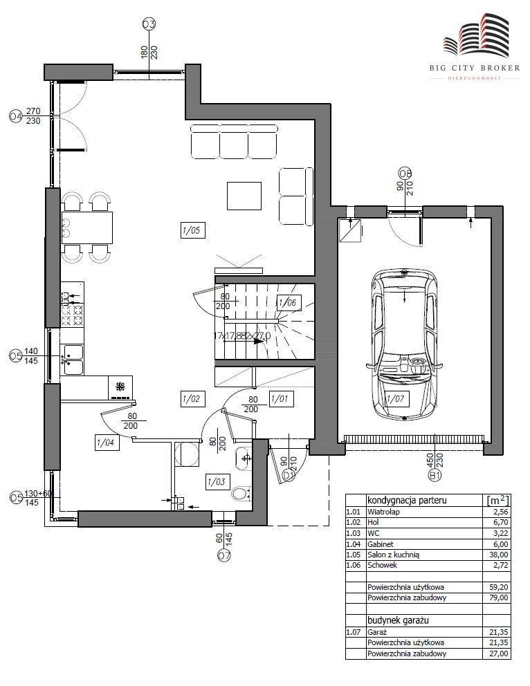Dom na sprzedaż Jakubowice Konińskie, Kasztanowa  138m2 Foto 2