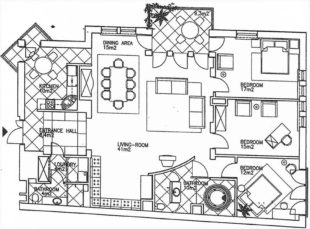 Mieszkanie czteropokojowe  na sprzedaż Warszawa, Śródmieście, ul. Górnośląska  141m2 Foto 4