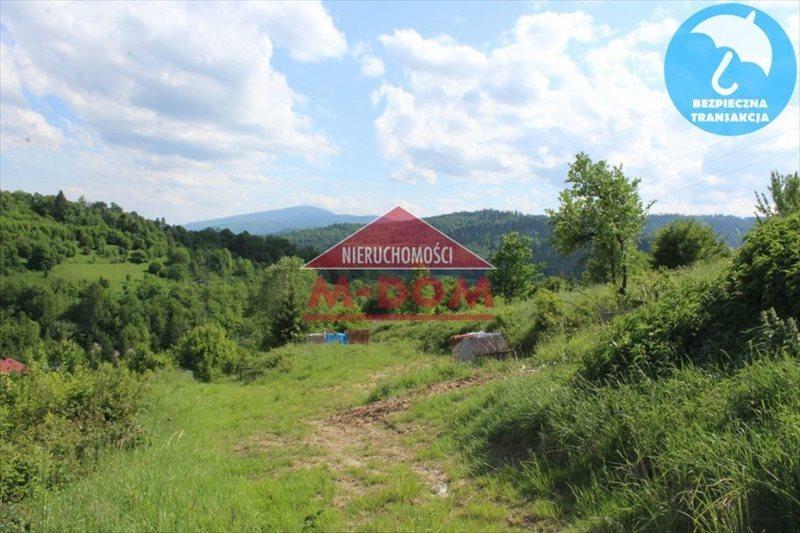 Działka budowlana na sprzedaż Mutne  1241m2 Foto 1