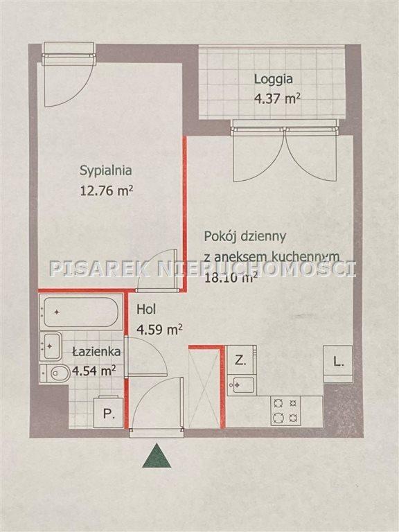 Mieszkanie dwupokojowe na wynajem Warszawa, Ochota, Stara Ochota, Szczęśliwicka  41m2 Foto 7
