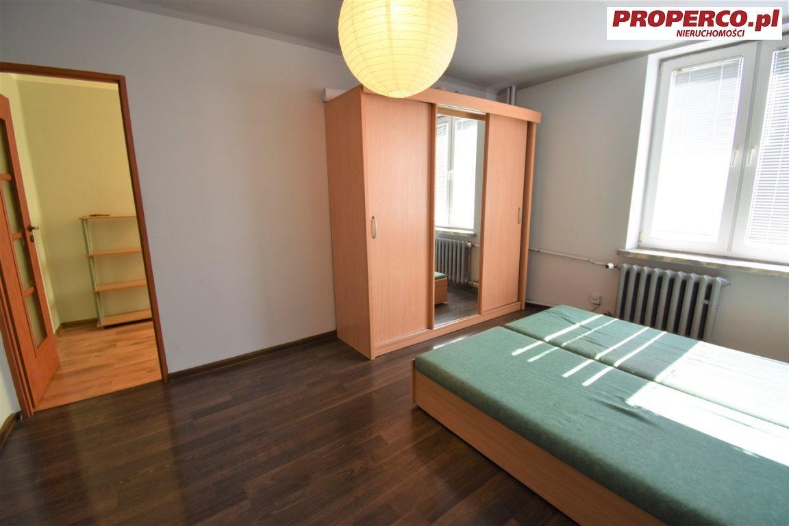 Mieszkanie trzypokojowe na wynajem Kielce, Szydłówek, Warszawska  42m2 Foto 3