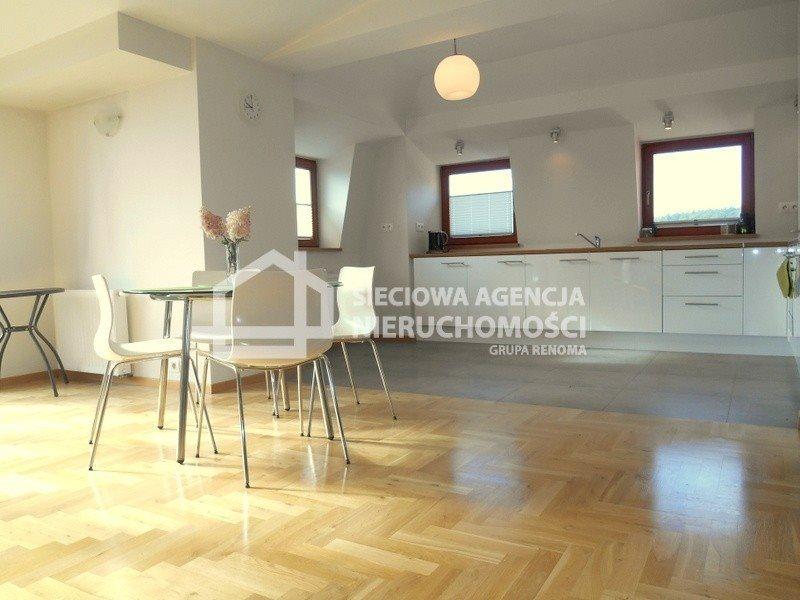 Mieszkanie trzypokojowe na wynajem Gdynia, Wielki Kack, Źródło Marii  107m2 Foto 1