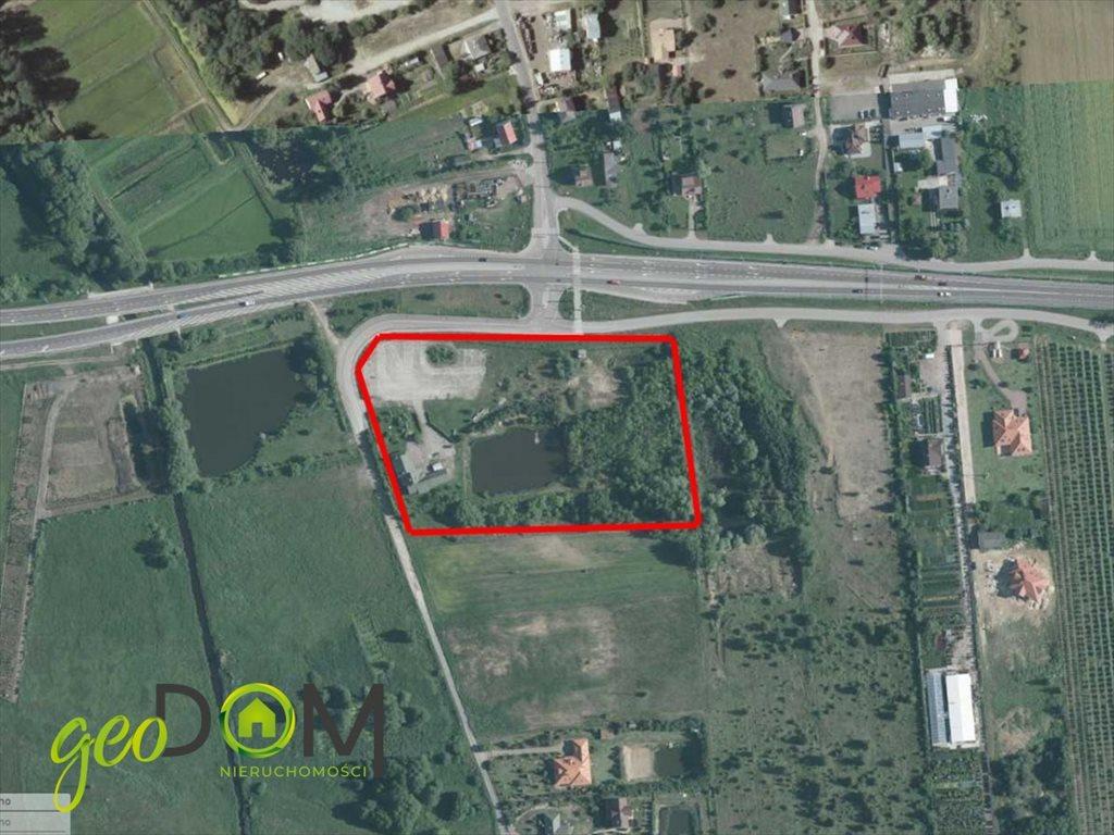Działka przemysłowo-handlowa na sprzedaż Biała Podlaska  15043m2 Foto 5