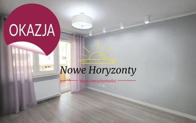 Mieszkanie dwupokojowe na sprzedaż Białystok, Wysoki Stoczek, al. Jana Pawła II  45m2 Foto 3