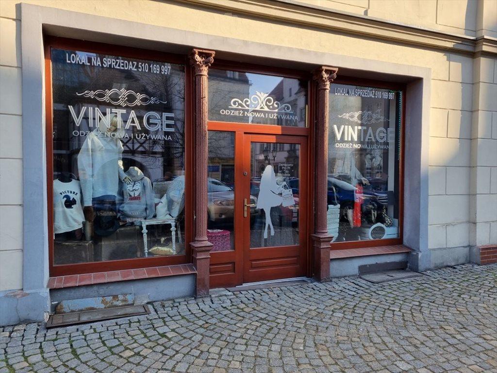 Lokal użytkowy na sprzedaż Lubań  65m2 Foto 1