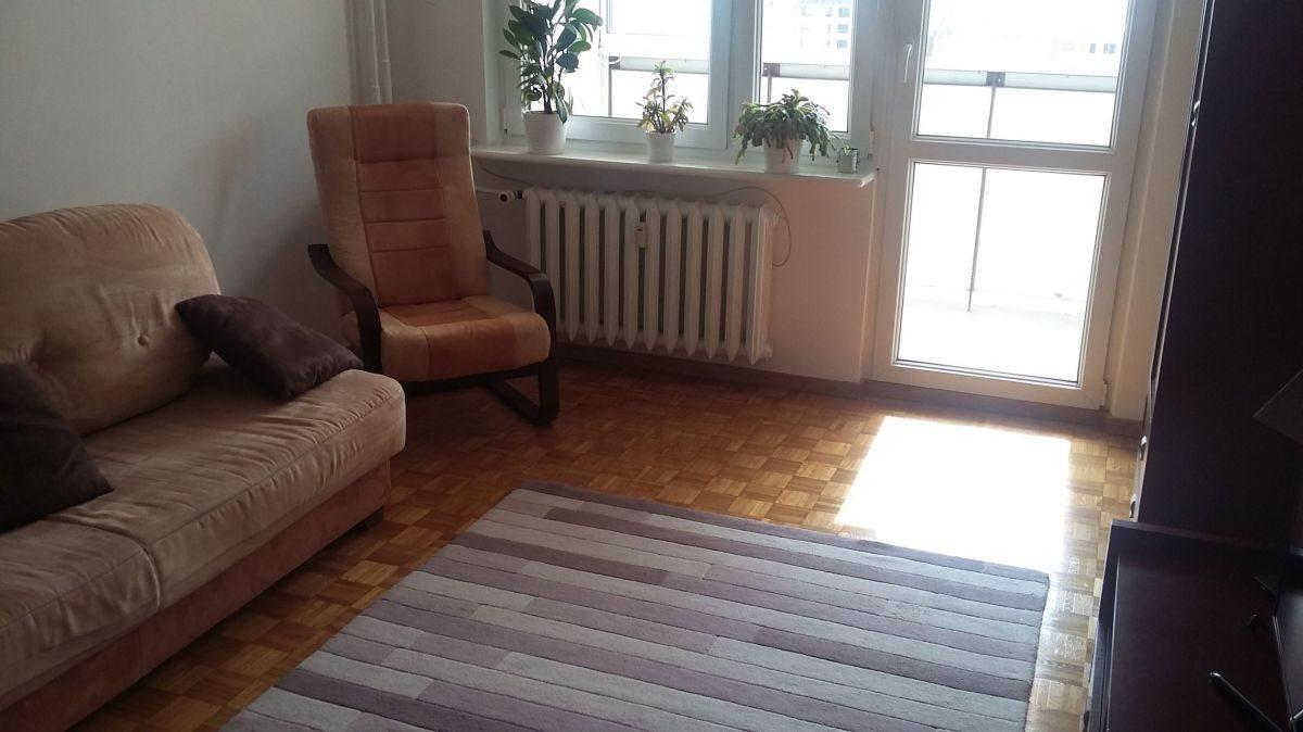 Mieszkanie dwupokojowe na wynajem Warszawa, Praga-Południe, Grochów, Ostrobramska  47m2 Foto 1