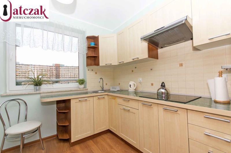 Mieszkanie dwupokojowe na wynajem Gdańsk, Przymorze, Marina Primore, DĄBROWSZCZAKÓW  52m2 Foto 5