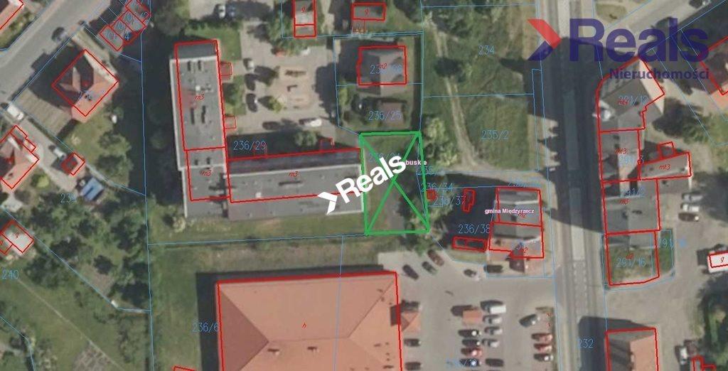 Działka budowlana na sprzedaż Międzyrzecz  400m2 Foto 1