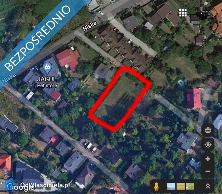 Działka rolna na sprzedaż Katowice, Piotrowice, Niska  1396m2 Foto 1