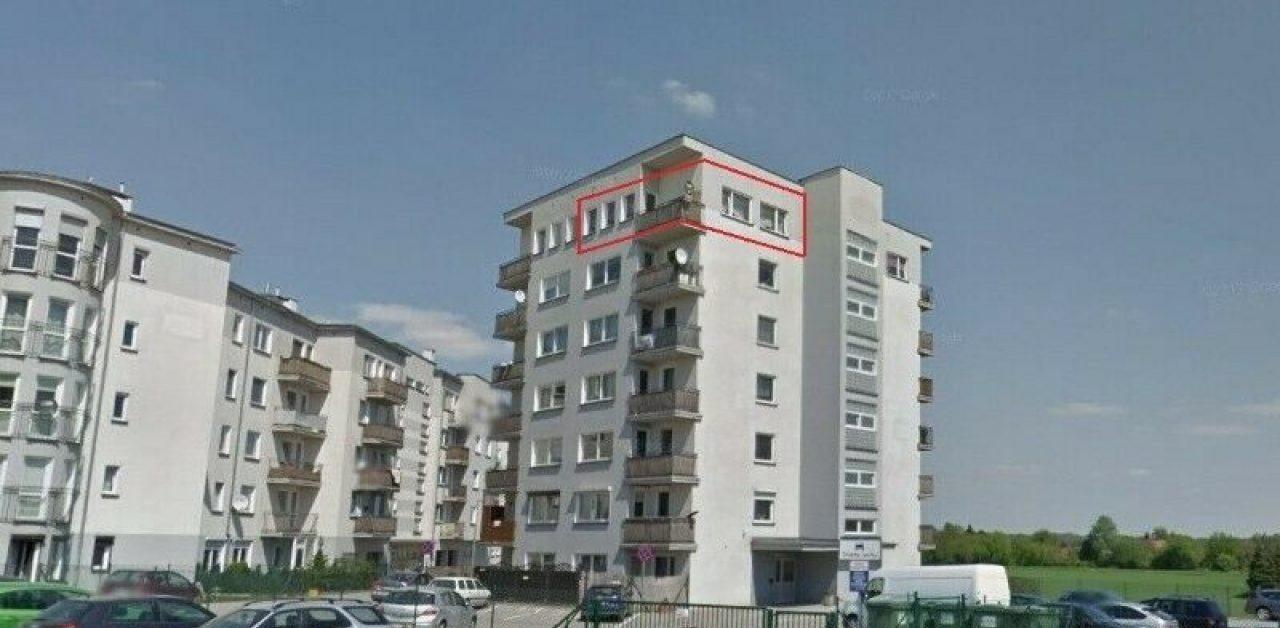 Mieszkanie trzypokojowe na sprzedaż Luboń, Jana Pawła II  56m2 Foto 1