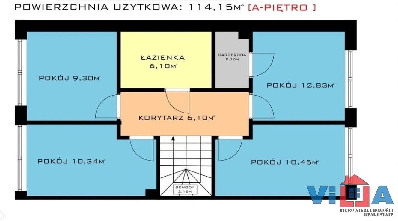 Dom na sprzedaż Zielona Góra, Racula  114m2 Foto 3