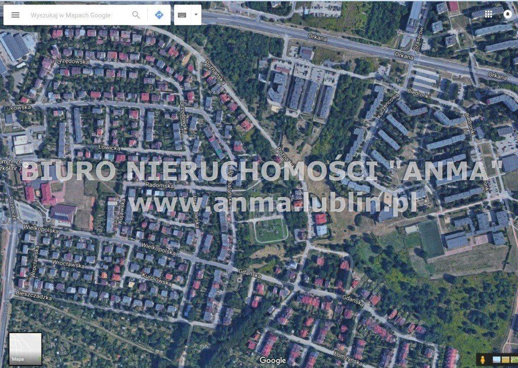 Działka budowlana na sprzedaż Lublin, Węglin, Świt, Poznańska  838m2 Foto 1