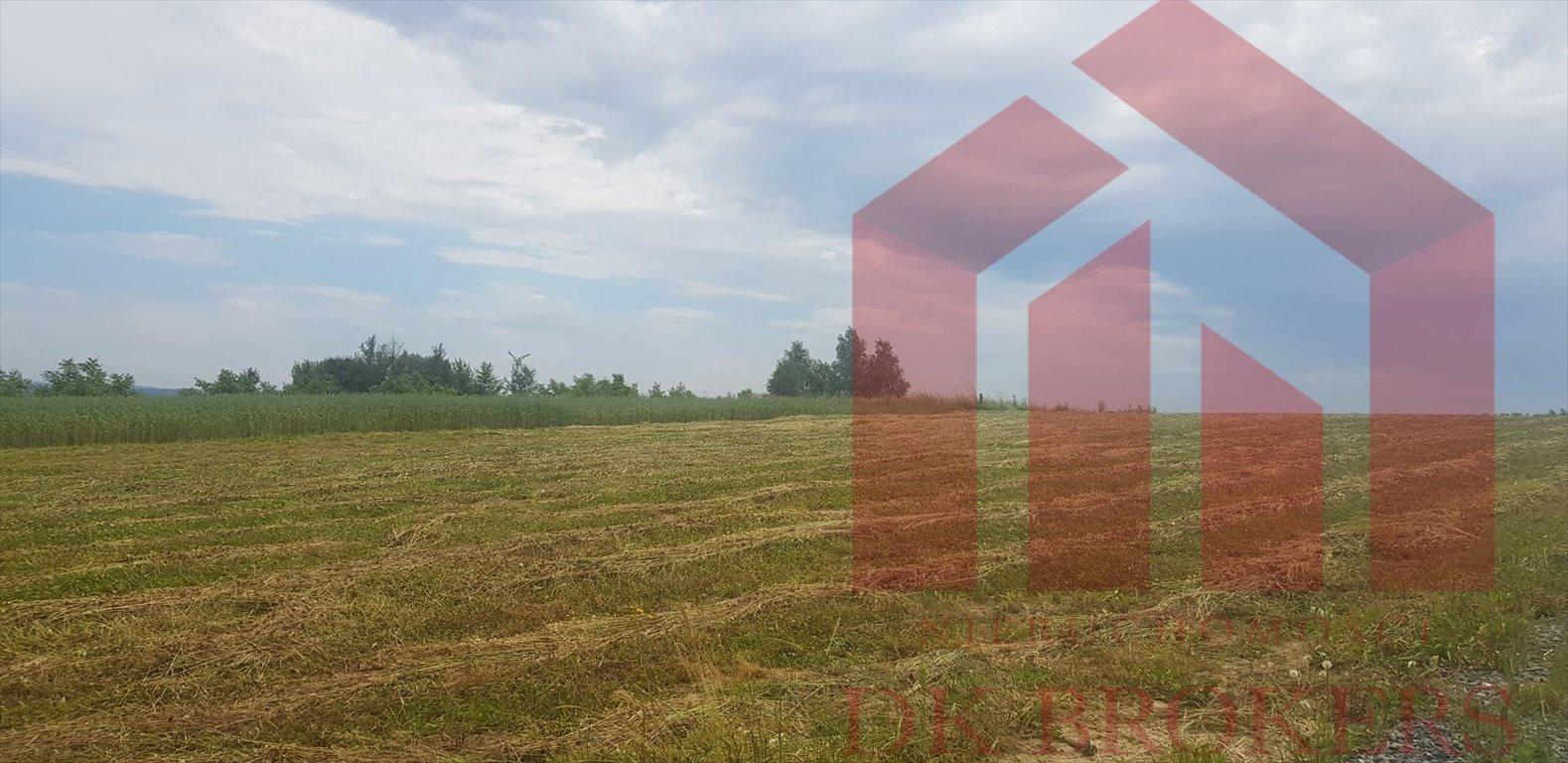 Działka budowlana na sprzedaż Racławówka  1098m2 Foto 2