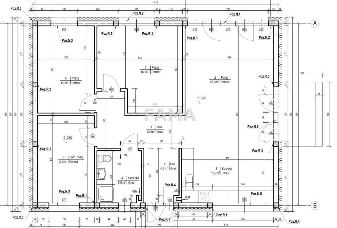 Dom na sprzedaż Włocławek, Michelin  103m2 Foto 2