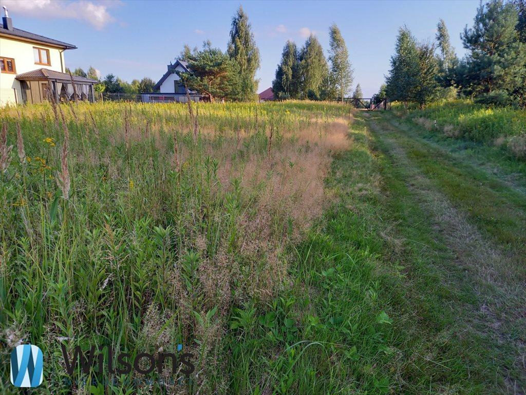 Działka budowlana na sprzedaż Skierdy  1722m2 Foto 7
