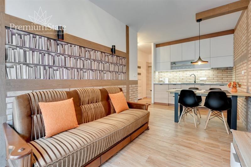 Mieszkanie dwupokojowe na sprzedaż Gdańsk, Śródmieście, Aura III, TORUŃSKA  37m2 Foto 7