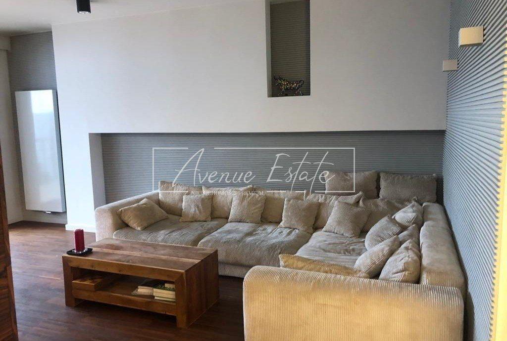 Mieszkanie czteropokojowe  na sprzedaż Warszawa, Wilanów, Sarmacka  119m2 Foto 5