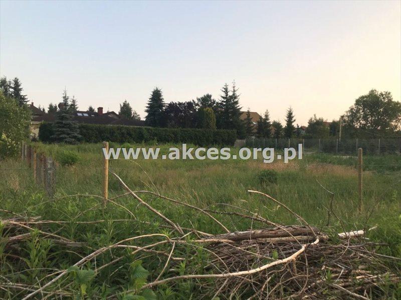 Działka budowlana na sprzedaż Nowa Iwiczna, Mleczarska  3700m2 Foto 2