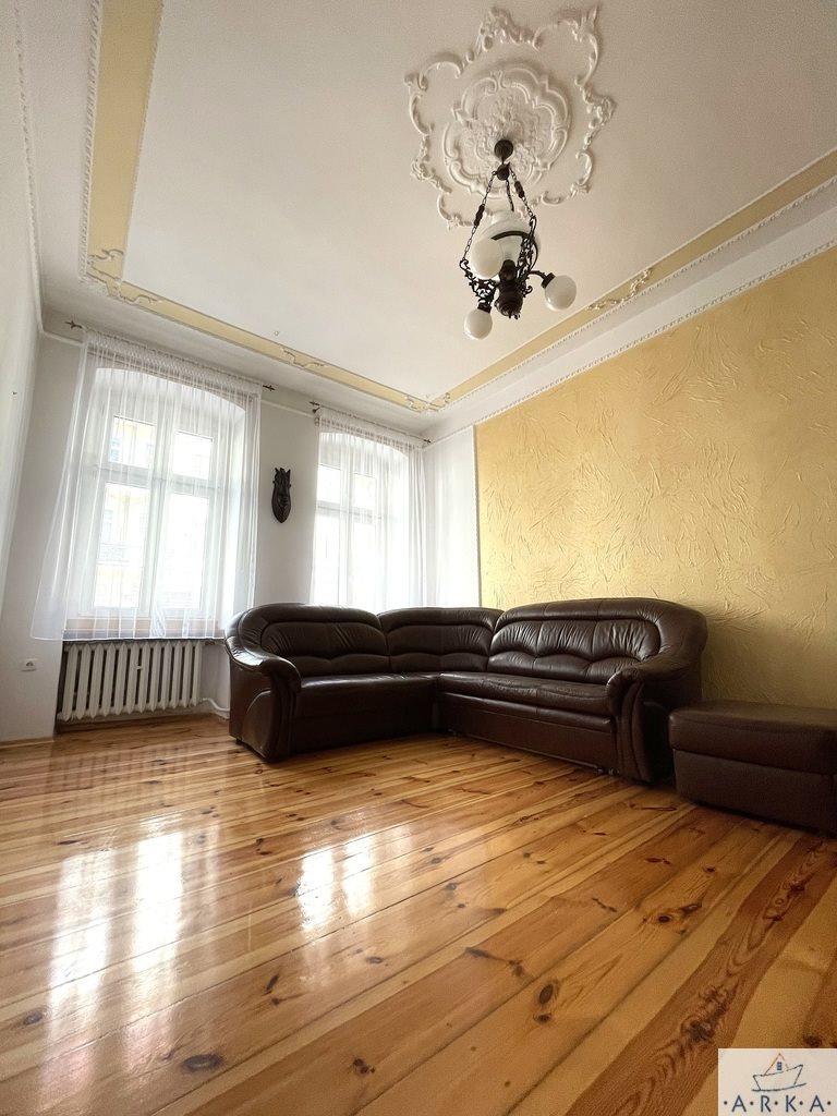 Mieszkanie trzypokojowe na sprzedaż Szczecin, Centrum  83m2 Foto 1
