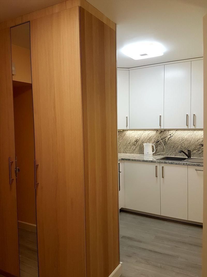 Mieszkanie dwupokojowe na wynajem Warszawa, Śródmieście, Platynowa 6  36m2 Foto 9