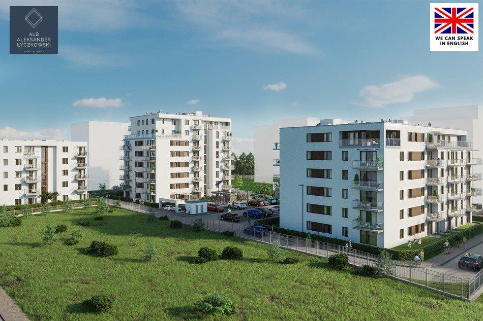 Mieszkanie trzypokojowe na sprzedaż Rumia, Janowo, Żeglarzy  53m2 Foto 4