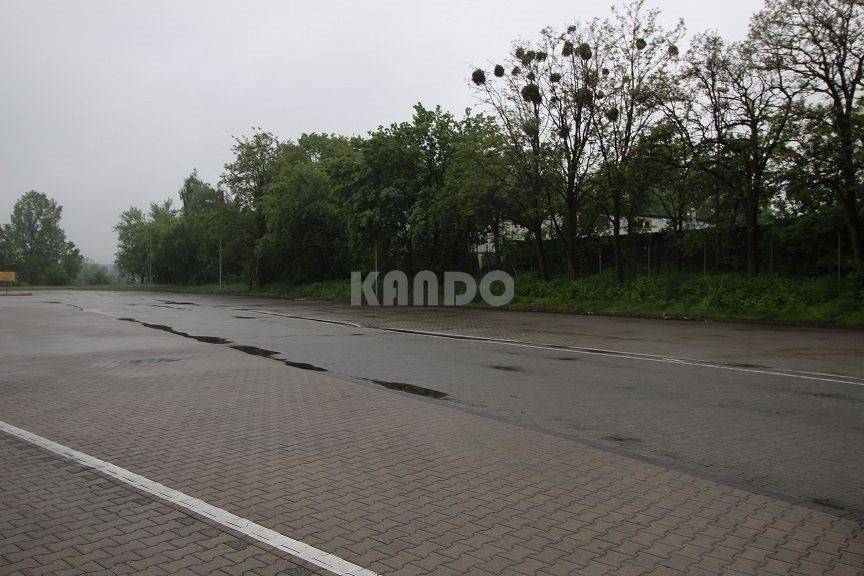 Działka przemysłowo-handlowa pod dzierżawę Wrocław, Fabryczna, Muchobór Wielki, Plac składowy 5000m2  5000m2 Foto 1
