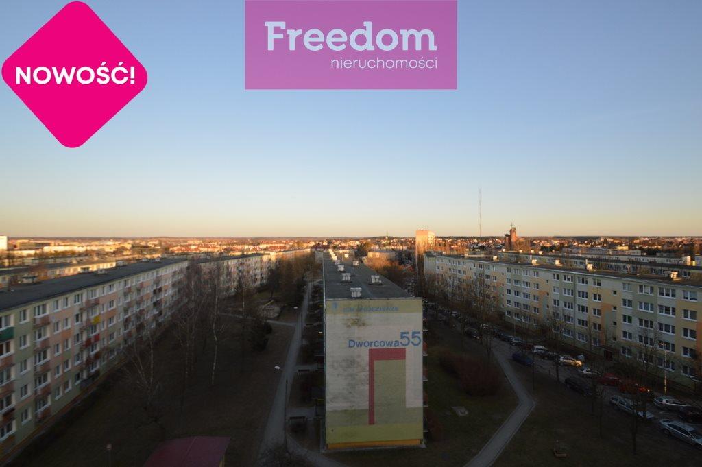 Mieszkanie dwupokojowe na wynajem Olsztyn, Pojezierze, Dworcowa  33m2 Foto 8
