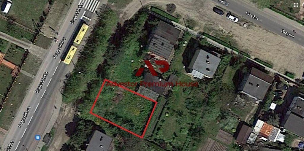 Działka budowlana na sprzedaż Murowana Goślina, Rogozińska  400m2 Foto 6