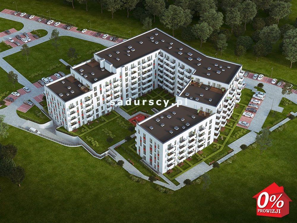 Mieszkanie dwupokojowe na sprzedaż Kraków, Prądnik Biały, Prądnik Biały, Kazimierza Wyki - okolice  42m2 Foto 5