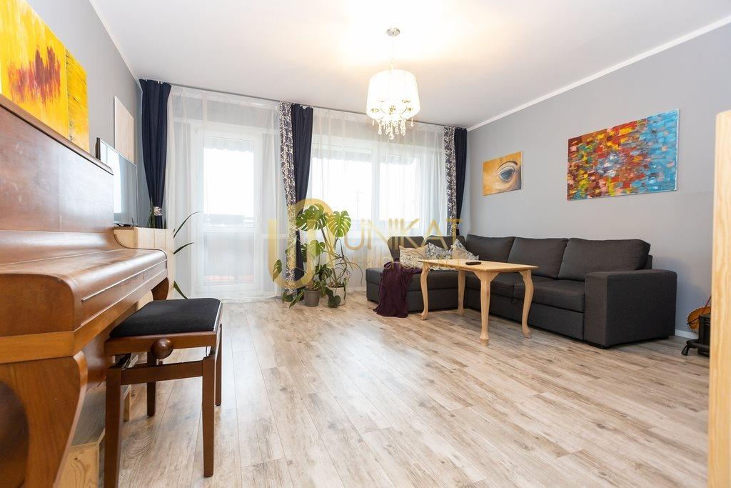 Mieszkanie trzypokojowe na sprzedaż Białystok, Zielone Wzgórza, Rumiankowa  85m2 Foto 7