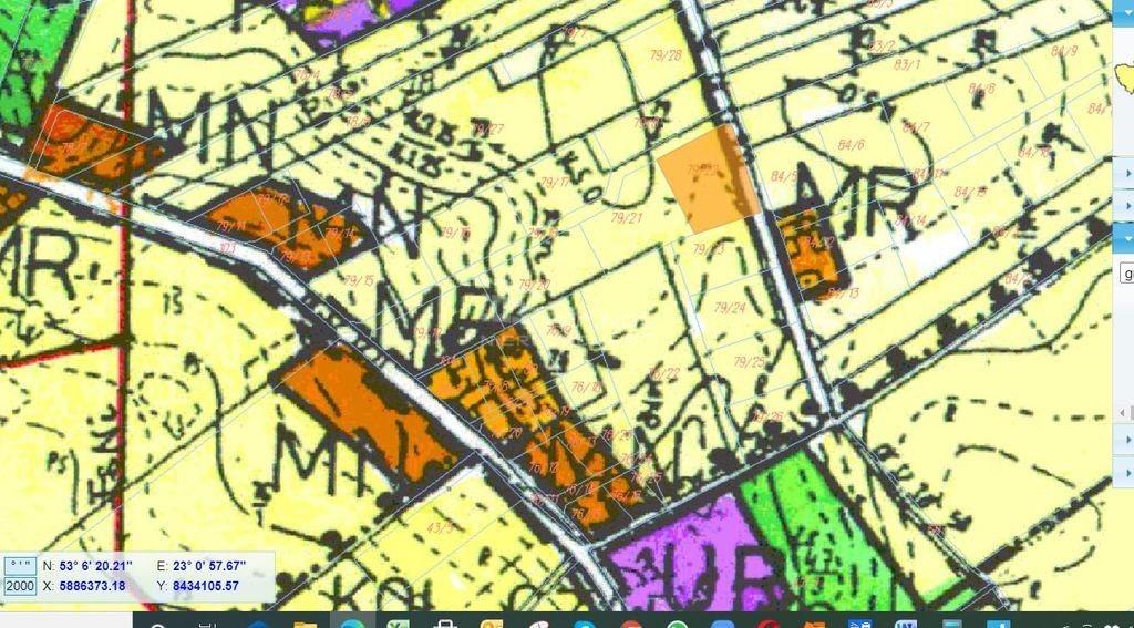 Działka rolna na sprzedaż Ogrodniki Barszczewskie  3076m2 Foto 4