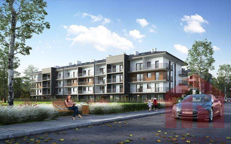 Mieszkanie trzypokojowe na sprzedaż Rzeszów, Biała, Makuszyńskiego  68m2 Foto 3