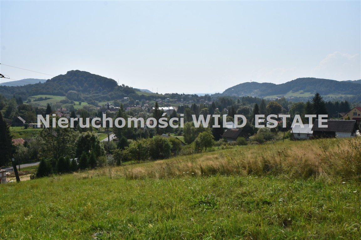 Działka rolna na sprzedaż Solina, Bóbrka  4389m2 Foto 1