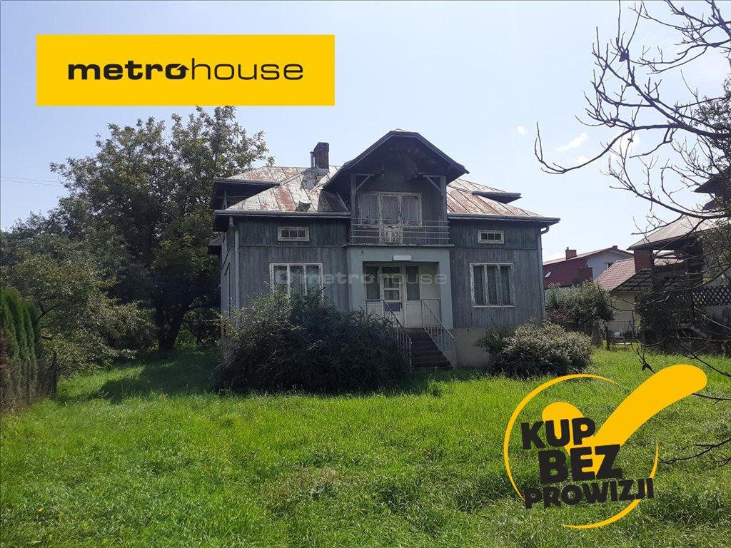 Dom na sprzedaż Zagórz, Zagórz  88m2 Foto 1