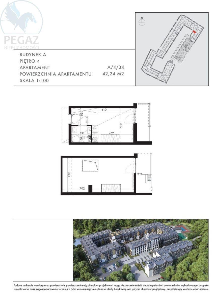Mieszkanie dwupokojowe na sprzedaż Poznań, Nowe Miasto, Główna, Główna  42m2 Foto 6