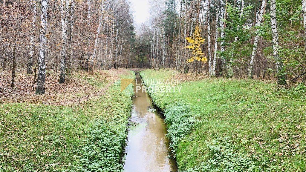 Działka leśna na sprzedaż Warszawa, Wawer  5500m2 Foto 1