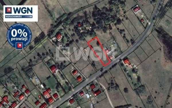 Działka siedliskowa na sprzedaż Gardna Wielka, Słupsk, Gardna Wielka  1869m2 Foto 1