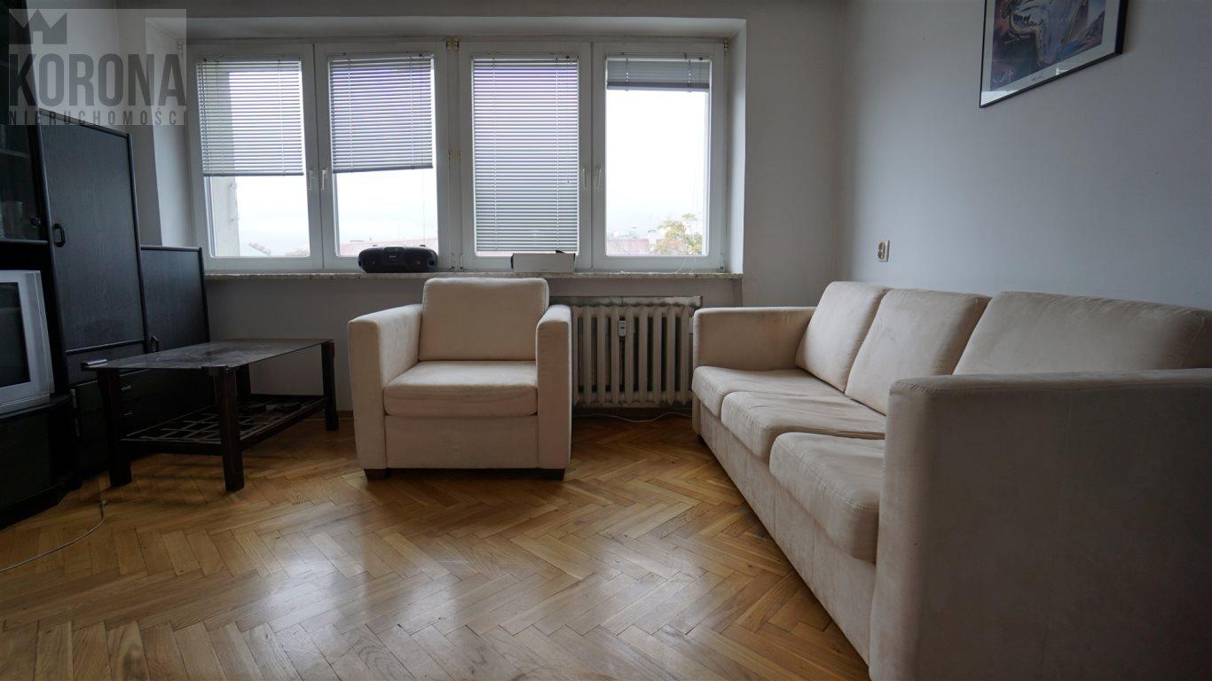 Mieszkanie trzypokojowe na wynajem Białystok, Centrum  49m2 Foto 4