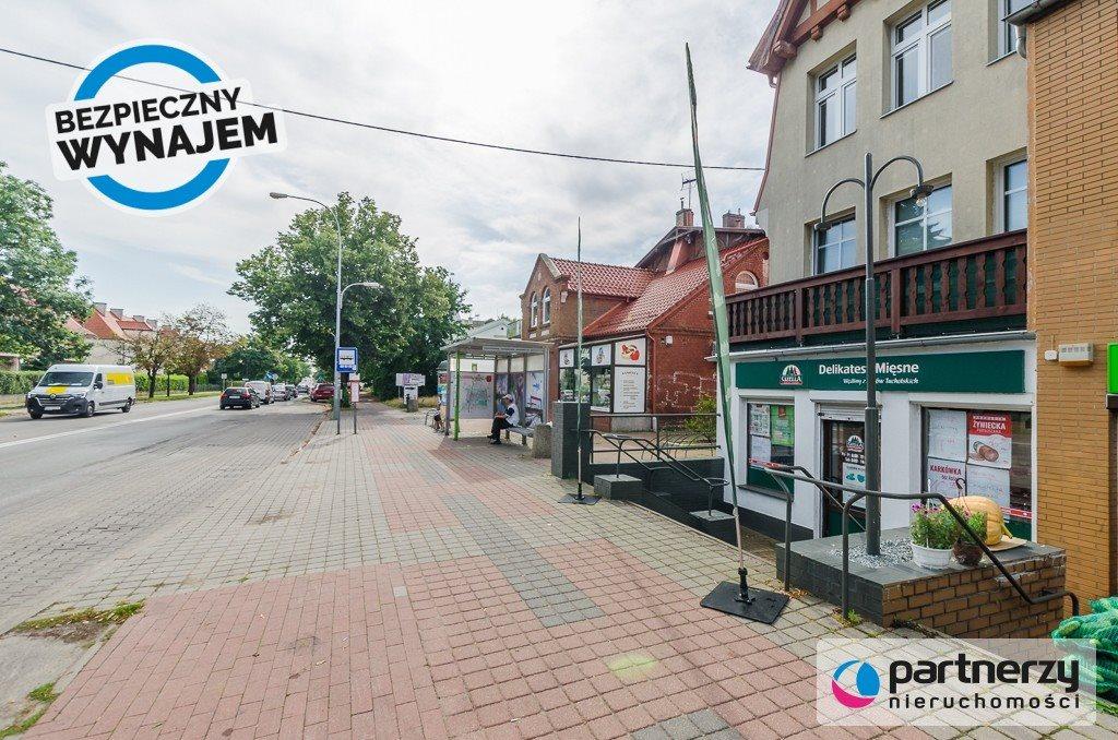 Lokal użytkowy na wynajem Pruszcz Gdański, Fryderyka Chopina  40m2 Foto 12