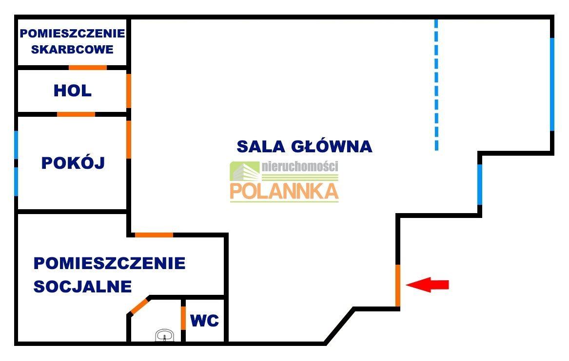 Lokal użytkowy na wynajem Toruń, Mokre  120m2 Foto 4