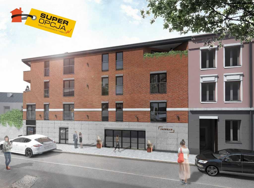 Mieszkanie dwupokojowe na sprzedaż Kraków, Podgórze, Lwowska  30m2 Foto 2