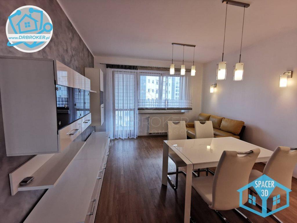 Mieszkanie trzypokojowe na wynajem Białystok, Piaski, Jerzego Waszyngtona  51m2 Foto 1