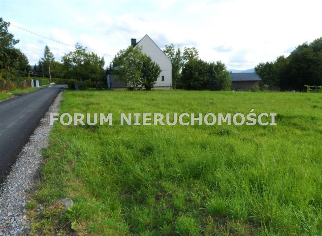 Działka budowlana na sprzedaż Bielsko-Biała, Hałcnów  2233m2 Foto 4